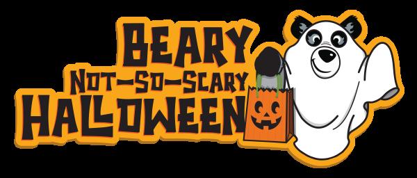 Beary Scary Halloween logo 2
