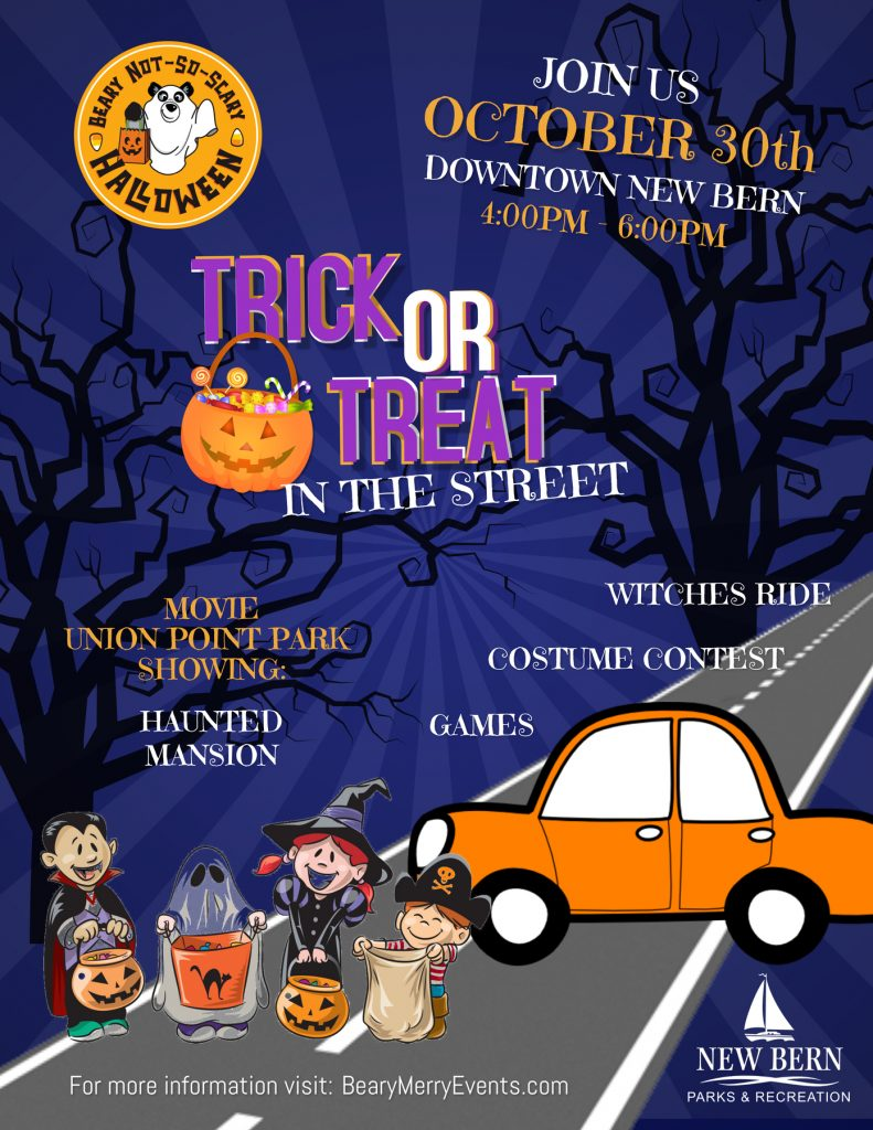 Copy of Copy of Trunk or Treat 5