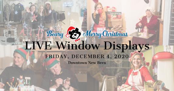 Live Window Displays 1